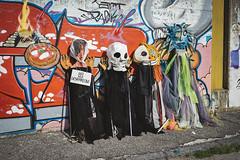 Maschere (paoloricciotti) Tags: scampia gridas murgardente murga carnevale carnevalesociale