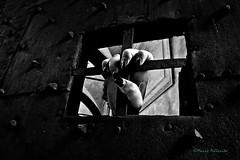 Women in prison... (Mario Pellerito) Tags: canon eos ixus 255hs art biancoenero blackandwhite bn centrostorico città edificio italia italie italy mariopellerito mistero monocromo pellerito pov tour tourist turismo viaggiare bologna women prison donne donna femmina femme femminilità bw monocrome monocromatico