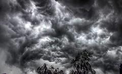 Gewitter (wernerfunk) Tags: wolken unwetter