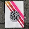 De sphaera mundi (id-iom) Tags: abstract aerosolpaint art arts brixton cool england graffiti idiom london paint pink red shadow shape spray spraypaint stencil stripe stripes uk urban