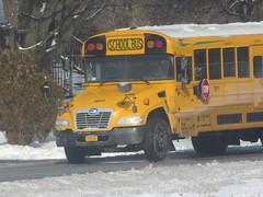 East End Bus Lines Inc. #0861P (ThoseGuys119) Tags: eastendbuslines orangecountytransitllc schoolbus maybrookny 2018 propane gasoline birdbus