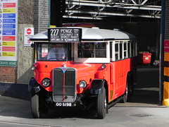 Bromley Garage Day 13 August 2016 (dsj672) Tags: bromleygarage aec renown lt