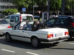 1980's Opel Ascona Cabriolet (harry_nl) Tags: germany deutschland 2017 wuppertal opel ascona cabriolet hammondthiede