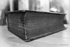 Thick tome (Jon Bowles) Tags: bible book thick mono