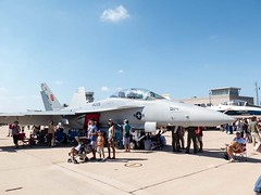 "Boeing EA-18G Growler 1 • <a style=""font-size:0.8em;"" href=""http://www.flickr.com/photos/81723459@N04/39567232082/"" target=""_blank"">View on Flickr</a>"