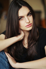 Ask her (anna_now) Tags: poland portrait poznań polishgirl photo photography girl model tests beauty canon