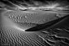 Alien Landscape (Mimi Ditchie) Tags: oceano oceanodunes dunes sanddunes monochrome blackandwhite sand sandpatterns shadow shadows getty gettyimages mimiditchie mimiditchiephotography