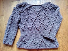Crochet pullover (catrinncrochetvalas) Tags: crochet pullover sweater slipover wooly wool winter warm