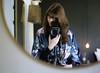 some connections. (tumbleweed.in.eden) Tags: film selfie selfportrait analog mamiya645 mediumformat