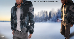 ^TD^ -Arctic OPS Jacket Group Gift - (TreizedDesigns) Tags: