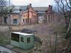 KS West vor ein paar Jahren (goestern) Tags: winter urbex lostplace relics railways lokschuppen bahngelände db kassel