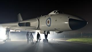 Avro Vulcan B Mk2 XM603 @ Avro Heritage Museum 09-11-2017