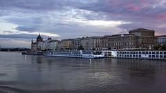 Budapest at Dawn (donachadhu) Tags: danube budapest hungary sonya77 river cruise