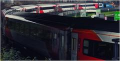 Tight Fit (Blaydon52C) Tags: hartlepool durham countydurham railway rail railways trains train transport eastmidlandtrains virgintrains eastcoast locomotive locomotives loco trams hst class43 43075