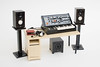 Moog Sub Phatty (quý) Tags: lego synthesizer moog sub phatty music production speakers headphones audio keys keyboard