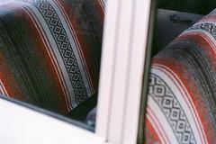 (Casey Lombardo) Tags: gold100 kodak kodakgold minoltasrt101 film filmphotography colornegative longbeach longbeachca vintagecars vintagecar retro fabric texture textures