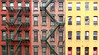 nyc colors (poludziber1) Tags: street streetphotography city colorful cityscape color colorfull architecture america urban usa travel ny nyc newyork red yellow abstract