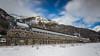 2018-01-10-110425 (Fernando Garcia (Hirgon)) Tags: canfrancestación aragón españa nieve montañas cielo nubes huesca tres estacion abandono francia pirineos