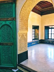 Maghreb architecture! (Nina_Ali) Tags: morocco marrakech architecture maghreb northafrica afrique february2018