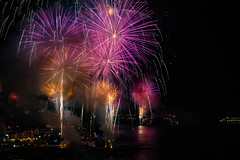 Funchal fireworks (polychromatisch) Tags: fe 24105mm f4 g oss sony ilce7rm3 alpha 7riii 7r3 madeira portugal new year years eve fireworks firework feuerwerk funchal