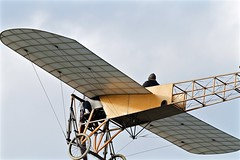 Plane (Mariana Stewart) Tags: aircraft airplane antique classic expression flying high machine old outdoors pilot plane power steel technology transportationsystem travel