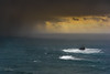 Tillamook Lighthouse (leighchen) Tags: ocean seascape wave swell thunder storm lighthouse crashing rock oregon state park tillamook ecola indian beach sea abandoned rusted 30 rain