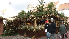 Hütte am Weinachtsmarkt (Art of MA Foto Stud) Tags: artblackburn landauiderpfalz germany deutschland landau rheinland rheinlandpfalz weihnachtsmarkt weihnachten christmas christmasmarket