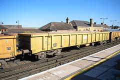 503097 Faversham 170218 (Dan86401) Tags: faversham 6c02 503097 mla bogie open ballastbox wagon freight greenbrier nr networkrail yellowtailsnapper fishkind engineers departmental infrastructure
