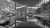 Gibson Mill in Winter (Jay-Aitch) Tags: frozen gibson mill hebden bridge hardcastle crags blackandwhite yorkshire snow