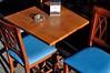 _DSC5936 (tommasofrisone) Tags: table bar coffe street colors orange blu sicily italy