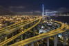 昂船洲大橋,Stonecutters' Bridge,HongKong (TaiNg0415) Tags: nikon d600 hk 香港 橋 昂船洲大橋 昂橋 夜景