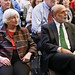 Former Fed Chairs and Distinguished Fellows in  Residence, Dr. Janet L. Yellen and Dr. Ben S. Bernanke