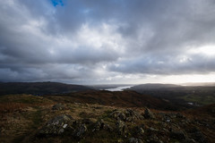 Loughrigg Fell (lsullivanart) Tags: loughrigg loughriggfell loughriggtarn ambleside lakedistrict photography photographer capture shot shooter shoot snap snapshot picture image fuji fujifilm fujix fujinon fujixt2 xt2 fujinon1024 fujinonxf1024 fuji1024 fujifilm1024 winter snow rain autumn clouds weather moody dramatic atmospheric storm landscape fells hills rural valleys views natural nature beautiful scenery scenic trees woods countryside outdoor europe uk unitedkingdom britain england thelakedistrict windermere cumbria thelakes lakeside grass rocks