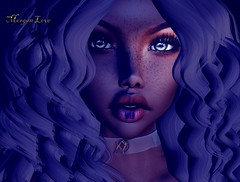 Te Amo ❤ (ᵛ Mσяgαη Ɗ'Aмσяє ᵛ) Tags: catwa mesh bento pose tattoo lips nose eyes light hair