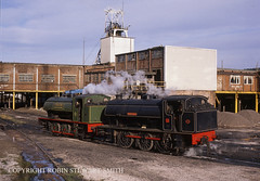 NCB Littleton Colliery - Austerities Whiston & Wimblebury FTP 14th November 1993 (robinstewart.smith) Tags: whiston wimblebury littleton colliery ftp 1993 ncb
