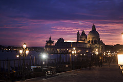 Love again. (Ada Romare) Tags: venice home italy colours city landscape view canals sky love evening