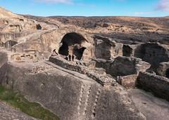Uplistsikhe (SleepSerum114) Tags: landscape antiquity ancient bronzeage landmark history photography travel uplistsikhe stonehewn shidakartli ruins