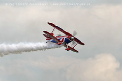 6394 Rich Goodwin (photozone72) Tags: aviation airshows aircraft eastbourne airshow props canon canon7dmk2 canon100400f4556lii 7dmk2 richardgoodwin pittsspecial biplane aerobatics aerobatic