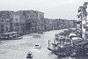 Venice Grand Canal (izzistudio) Tags: etsy online shop izzisistudio buy photography black white italy venice grand canal gondolas boats water building architecture european travel