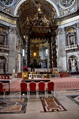 Basilica di San Pietro (Svetla (ribonka 78)) Tags: vaticano italy cathedral europe travel holy