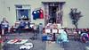 Leaving sale (Ramireziblog) Tags: street straat man vrouw spelletjes games clothes bear beer star wars trooper train toys speeltjes tuin garden canon 6d candid roos rose schotland scotland