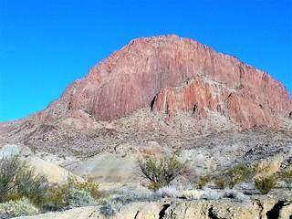 Terligua Rocky hill