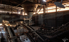 HFB (Left in the Lurch) Tags: abandoned steel factory industry blast furnace hfb