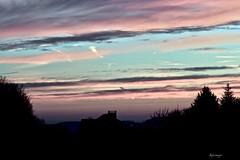 Le spectacle ce matin (kiareimages1) Tags: sunrise sky sun winter wallonie charleroi marcinelle belgium muséedelaphotographiecharleroi paysages landscapes paesaggi