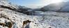 Loch Lomond Panorama (nic0704) Tags: bothy loch lomond lommond trossachs scotland highlands snow doune byre winter walk hike mountain hill walking