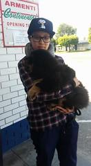 21272117_10213794810851414_6789295752227071015_n (natedetienne) Tags: ash tibetan mastiff puppy tm