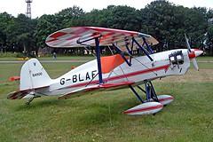 G-BLAF Stolp SA.900 V-Star [PFA 106-10651] Kemble~G 10/07/2004 (raybarber2) Tags: airportdata approachtodo biplane cnpfa10610651 egbp flickr gblaf pfa10610651 single ukcivil