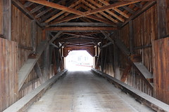 East Fairfield Covered Bridge (pegase1972) Tags: us usa unitedstates vt vermont bridge pont pontcouvert coveredbridge