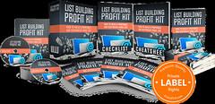 [PLR] List Building Profit Kit Review – Brand New List Building (Sensei Review) Tags: internet marketing list building profit kit bonus download oto reviews robert bolgar testimonial