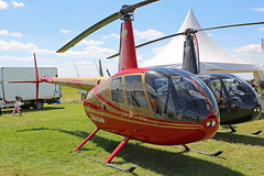 G-TCAL Robinson R33 Raven II HQ Helicopters Booker High Wycombe Aero Expo 03rd June 2017 (michael_hibbins) Tags: gtcal robinson r33 raven ii hq helicopters booker high wycombe aero expo 03rd june 2017 aviation aircraft aeroplane aerospace airplane aeroexpo helicopter heli g